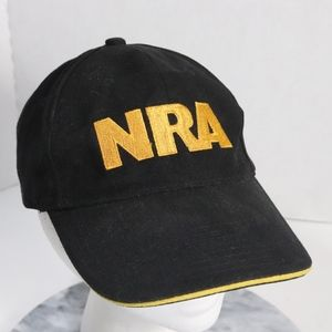 NRA hat american flag edition